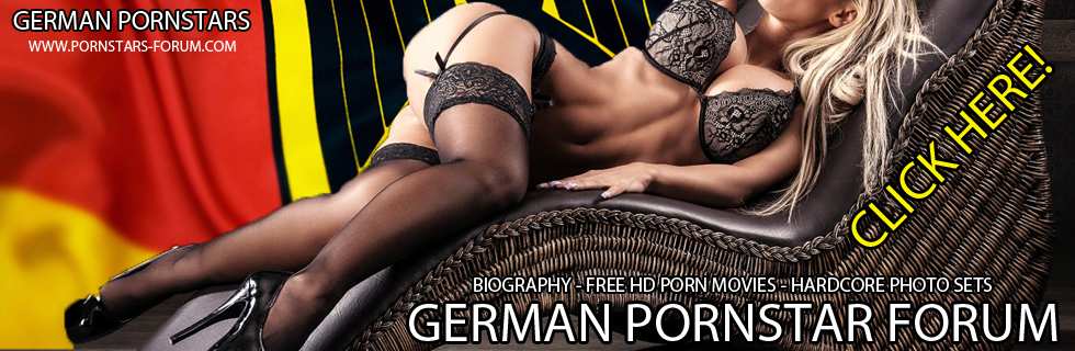 GERMAN PORNSTARS FORUM